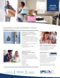 UPC insurance Florida Insurance Enchancements Brochure Thumbnail